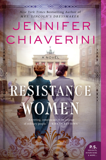 Resistance Women - A Novel - cover
