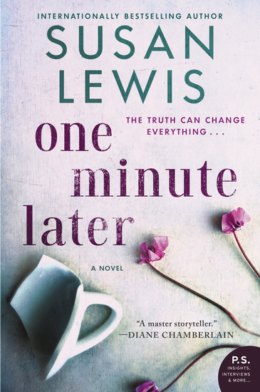One Minute Later - A Novel - cover