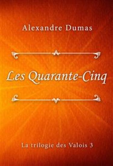 Les Quarante-Cinq - cover
