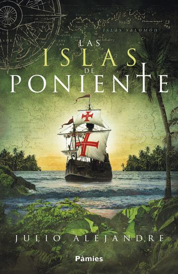 Las islas de Poniente - cover