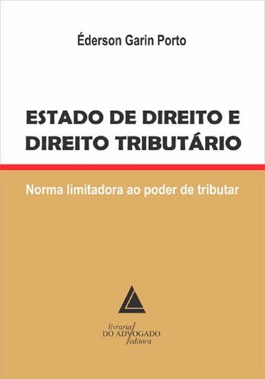 Estado De Direito E Direito Tributário - cover