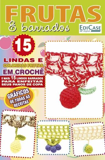 Arte com Estilo Ed38 – Barradinhos Frutas - cover
