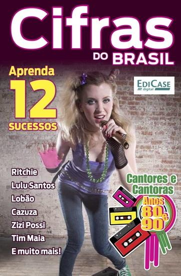 Cifras do Brasil Ed 11 - Cantores e Cantoras - cover