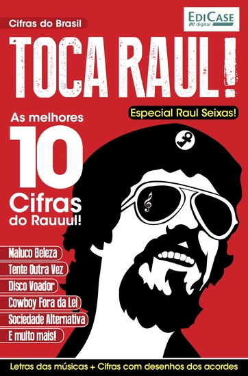Cifras do Brasil Ed 16 - Toca Raul - cover