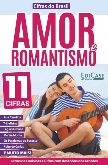 Cifras do Brasil Ed 18 - Amor e Romantismo - cover