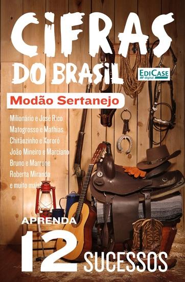 Cifras Do Brasil Ed 2 - Modão Sertanejo - cover