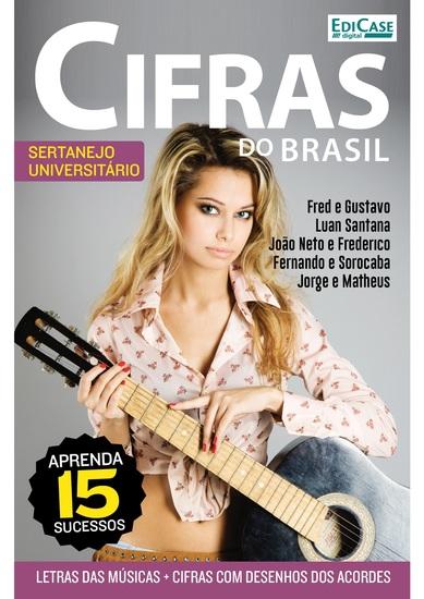 Cifras do Brasil Ed 8 - Sertanejo Universitário - cover