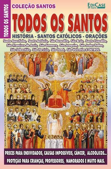 Coleção Santos Ed 13 - Todos os Santos - cover