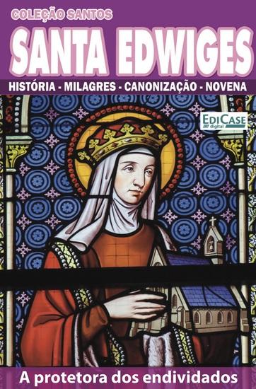 Coleção Santos Ed 16 - Santa Edwiges - cover
