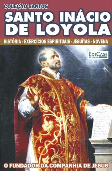 Coleção Santos Ed 17 - Santo Inácio - cover