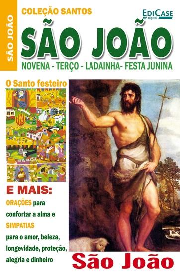Coleção Santos Ed 7 - São João - cover