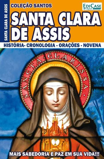 Coleção Santos Ed 9 - Santa Clara de Assis - cover