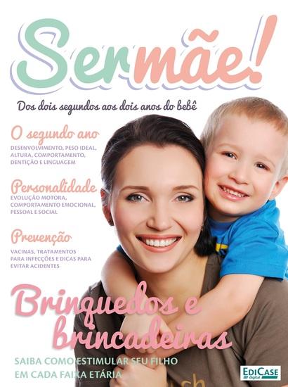 Ser Mãe Ed 3 - Brinquedos e Brincadeiras - cover