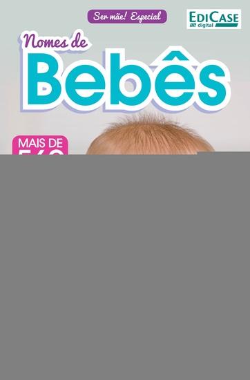Ser Mãe Especial Ed 3 - Nomes de Bebês - cover