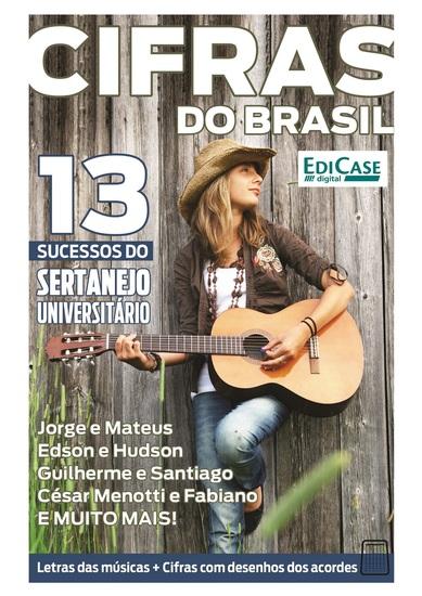Cifras Do Brasil Ed 5 - Sertanejo Universitário - cover