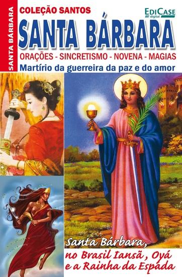 Coleção Santos Ed 4 - Santa Bárbara - cover