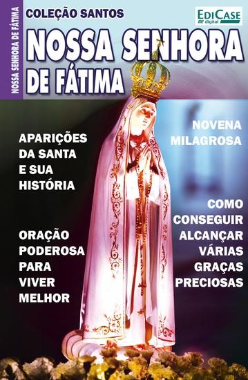 Coleção Santos Ed 8 - Nossa Senhora de Fátima - cover