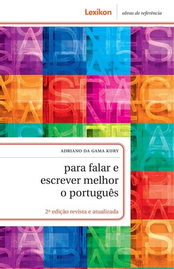 Para falar e escrever melhor o português - cover