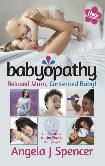 Babyopathy - Relaxed Mum Contented Baby! - cover