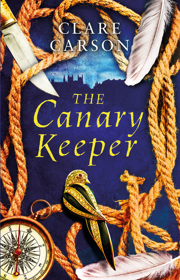 The Canary Keeper - cover