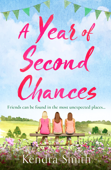 A Year of Second Chances - A heartwarming emotional story perfect for summer reading - cover