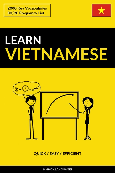 Learn Vietnamese - Quick Easy Efficient - 2000 Key Vocabularies - cover
