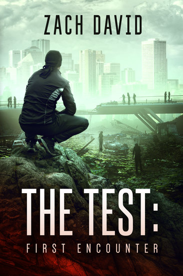 The Test: - First Encounter - cover