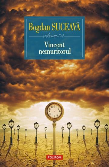 Vincent nemuritorul - cover