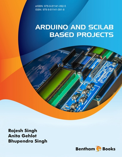 Arduino and Scilab based Projects - cover