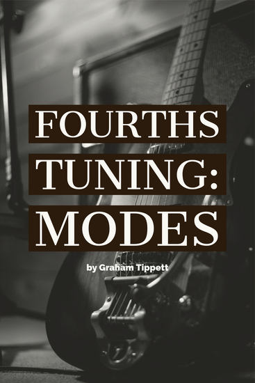 Fourths Tuning - Modes - cover