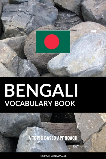 Bengali Vocabulary Book - A Topic Based Approach - cover