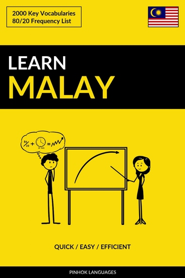 Learn Malay - Quick Easy Efficient - 2000 Key Vocabularies - cover