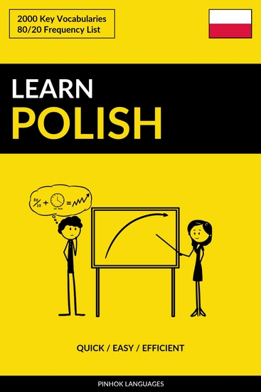 Learn Polish - Quick Easy Efficient - 2000 Key Vocabularies - cover