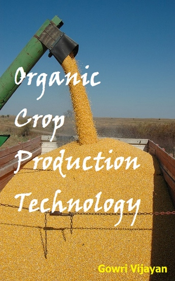 Organic Crop Production Technology - cover