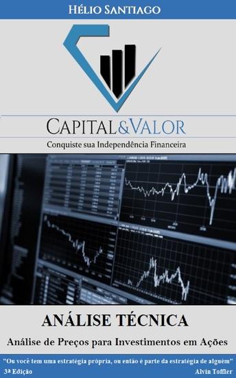 Análise Técnica para Investir em Ações - Conquiste sua Independência Financeira - cover