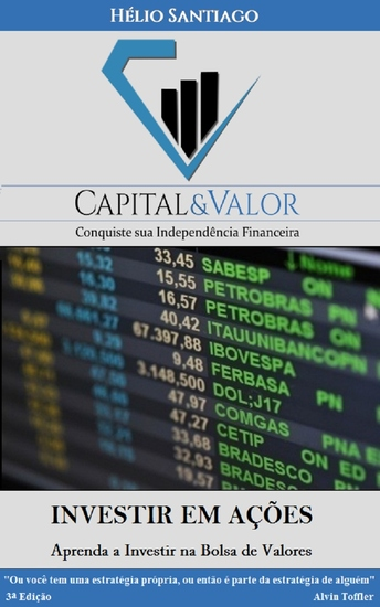 Como Investir em Ações - Aprenda a Investir na Bolsa - cover