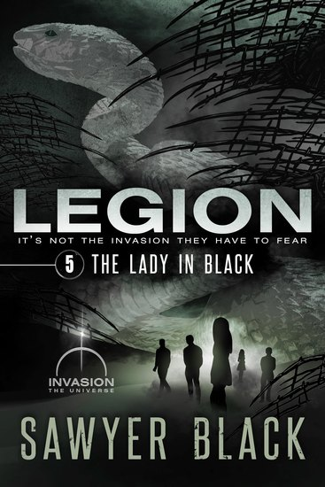 The Lady in Black - cover