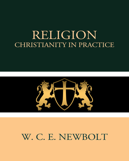 Religion - Christianity in Practice - cover