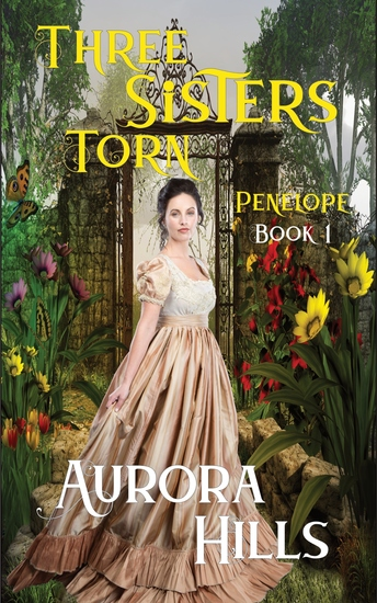 Three Sisters Torn - Penelope - Book 1 - cover