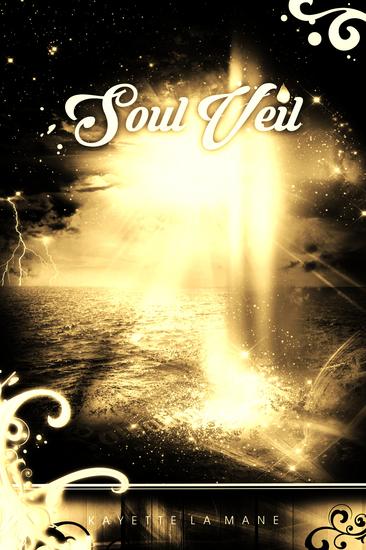 Soul Veil - Rising Sun Saga book 3 - cover