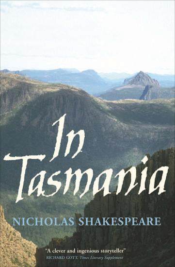 In Tasmania - cover