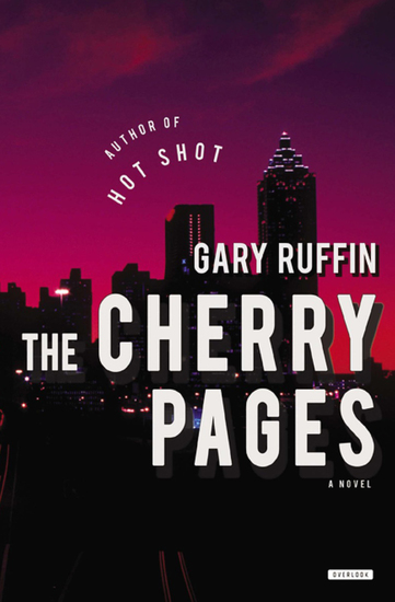 The Cherry Pages - A Novel - cover