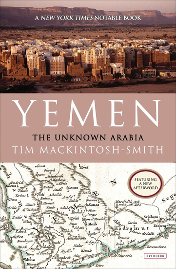 Yemen - The Unknown Arabia - cover