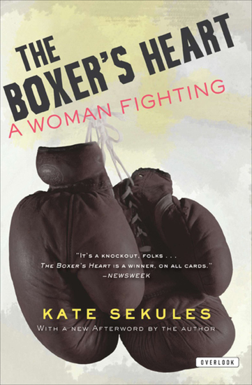 The Boxer's Heart - A Woman Fighting - cover