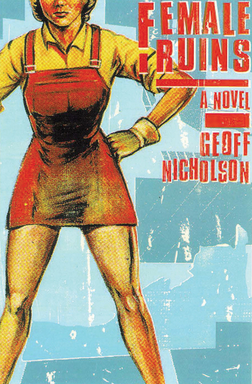 Female Ruins - A Novel - cover