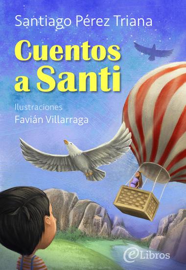 Cuentos a Santi - cover