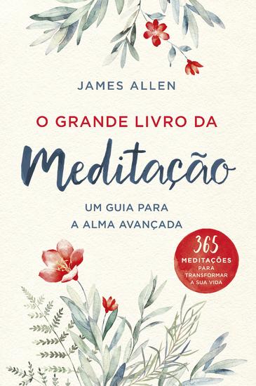 O Grande Livro da Meditação - cover