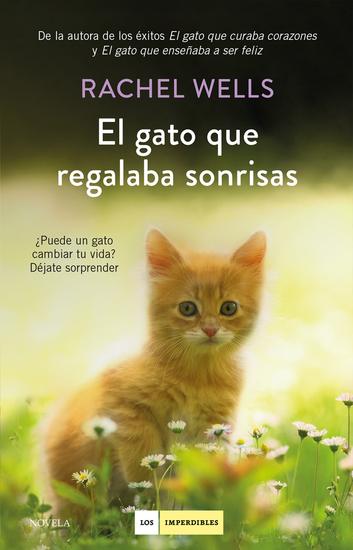 El gato que regalaba sonrisas - cover