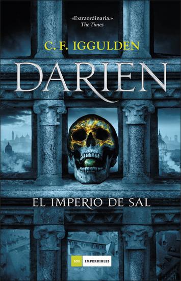 Darien - El Imperio de sal - cover