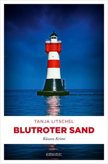 Blutroter Sand - Küsten Krimi - cover